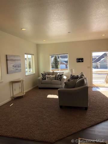 2721 A Reynolds, Laramie, WY 82070 (MLS #77308) :: RE/MAX Capitol Properties