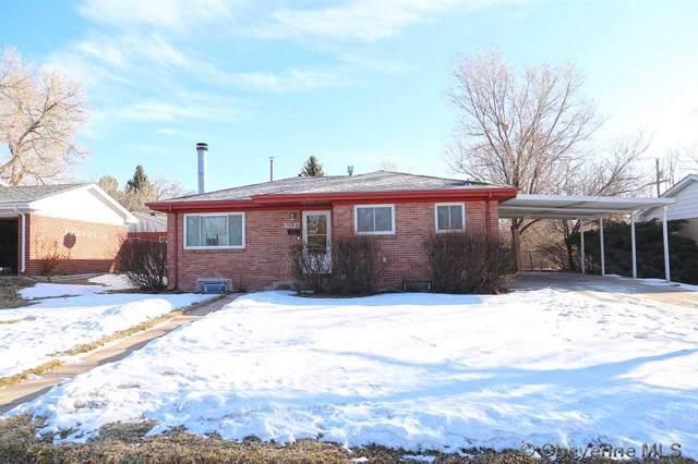 5037 Sagebrush Ave, Cheyenne, WY 82009 (MLS #77319) :: RE/MAX Capitol Properties
