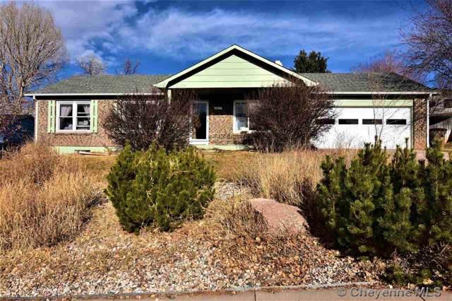 1617 Downey St, Laramie, WY 82072 (MLS #77320) :: RE/MAX Capitol Properties