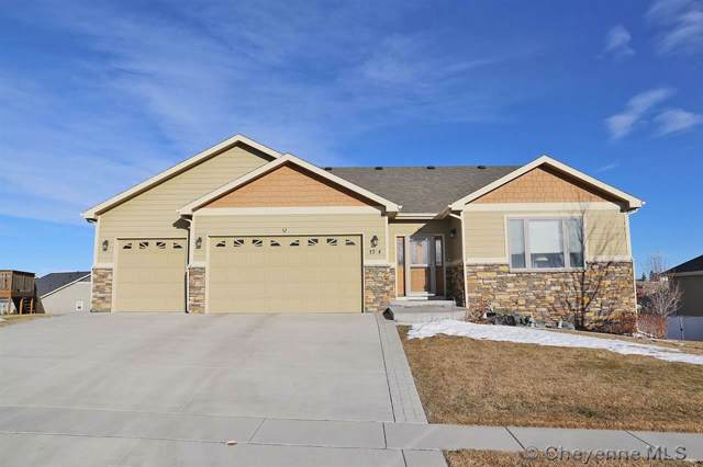 1354 Dorothy Ln, Cheyenne, WY 82009 (MLS #77330) :: RE/MAX Capitol Properties
