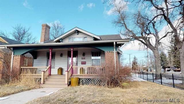 122 E Pershing Blvd, Cheyenne, WY 82001 (MLS #77331) :: RE/MAX Capitol Properties