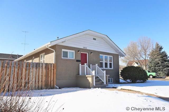 3820 Warren Ave, Cheyenne, WY 82001 (MLS #77332) :: RE/MAX Capitol Properties