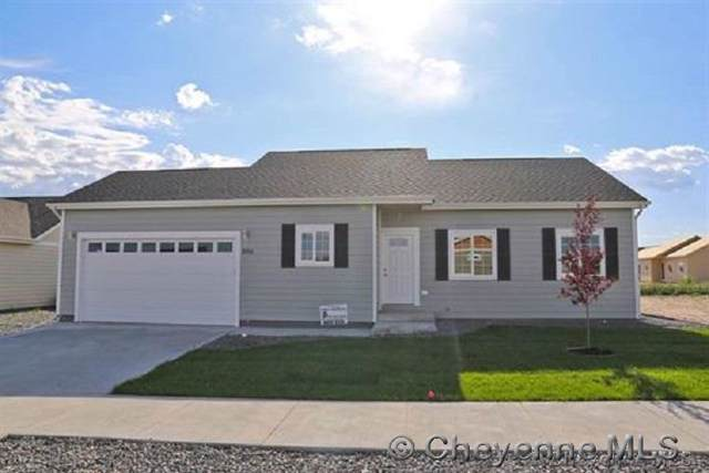 318 Orange St, Cheyenne, WY 82007 (MLS #77339) :: RE/MAX Capitol Properties