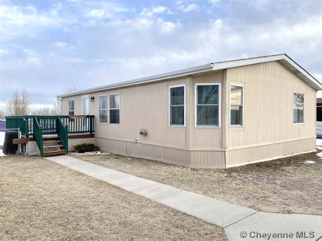 700 Little Valley Trl, Cheyenne, WY 82007 (MLS #77344) :: RE/MAX Capitol Properties
