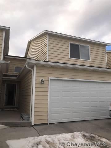 5016 Rock Springs St, Cheyenne, WY 82001 (MLS #77348) :: RE/MAX Capitol Properties