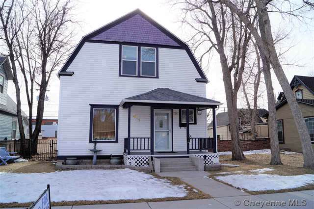 511 E 17TH ST, Cheyenne, WY  (MLS #77352) :: RE/MAX Capitol Properties