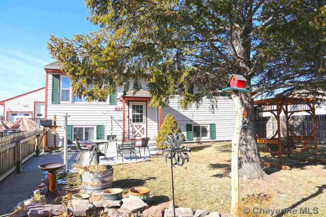 810 Stevens Dr, Cheyenne, WY 82001 (MLS #77364) :: RE/MAX Capitol Properties