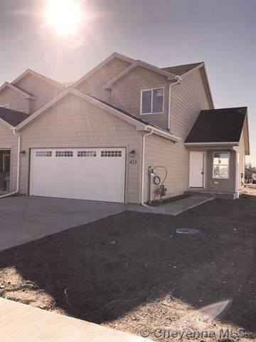 424 Westview Dr, Cheyenne, WY 82007 (MLS #77371) :: RE/MAX Capitol Properties