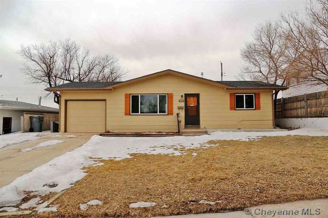 3077 Homestead Ave, Cheyenne, WY 82001 (MLS #77376) :: RE/MAX Capitol Properties