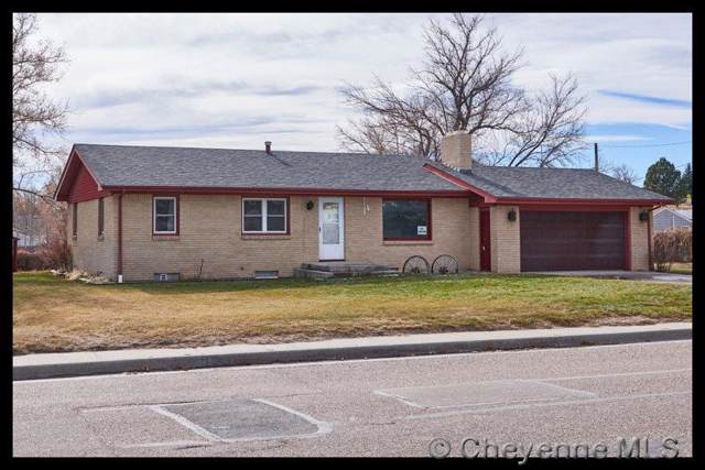3909 Charles St, Cheyenne, WY 82001 (MLS #77382) :: RE/MAX Capitol Properties