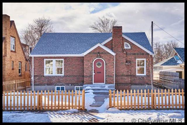 209 E 3RD AVE, Cheyenne, WY 82001 (MLS #77393) :: RE/MAX Capitol Properties