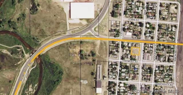 260 Pine St, Laramie, WY 82070 (MLS #77465) :: RE/MAX Capitol Properties