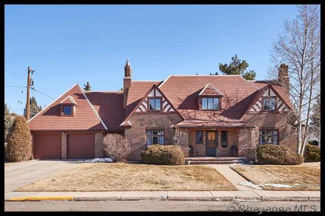 3905 Bent Ave, Cheyenne, WY 82001 (MLS #77498) :: RE/MAX Capitol Properties