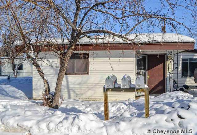 387 Russell St, Craig, CO 81625 (MLS #77516) :: RE/MAX Capitol Properties