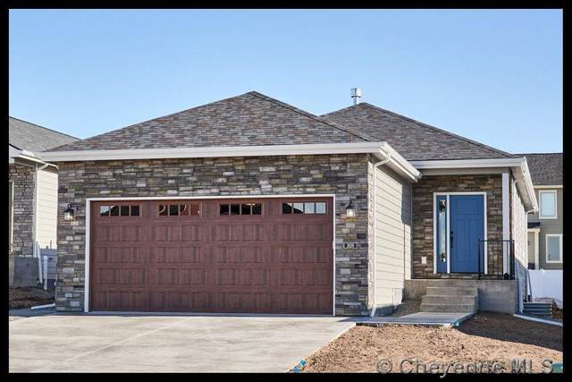 3531 Red Feather Tr, Cheyenne, WY 82001 (MLS #77517) :: RE/MAX Capitol Properties