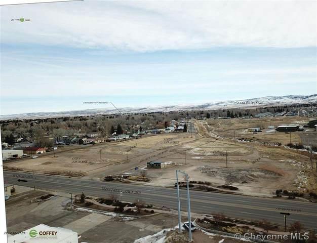 TBD S 3RD ST, Laramie, WY 82070 (MLS #77578) :: RE/MAX Capitol Properties