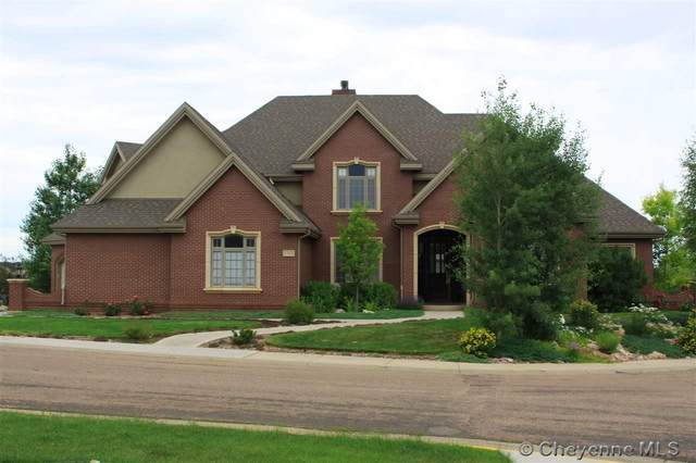 1162 Dutton Court, Laramie, WY 82072 (MLS #77598) :: RE/MAX Capitol Properties