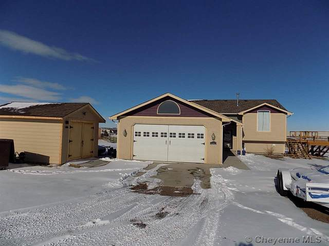 6001 Springfield Dr, Cheyenne, WY 82007 (MLS #77603) :: RE/MAX Capitol Properties