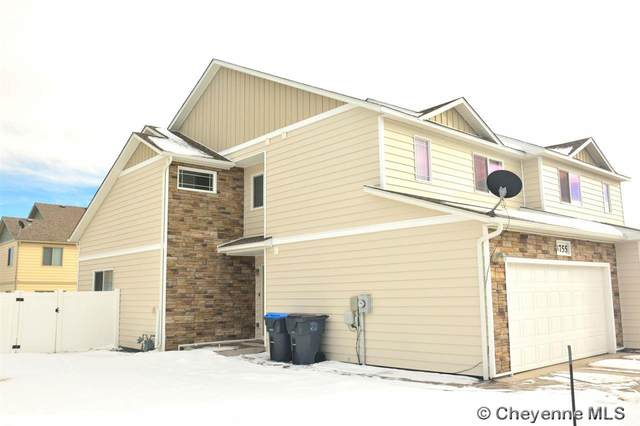 3755 Rain Dancer Trl, Cheyenne, WY 82001 (MLS #77638) :: RE/MAX Capitol Properties