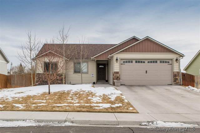 6921 Snowy River Rd, Cheyenne, WY 82001 (MLS #77643) :: RE/MAX Capitol Properties