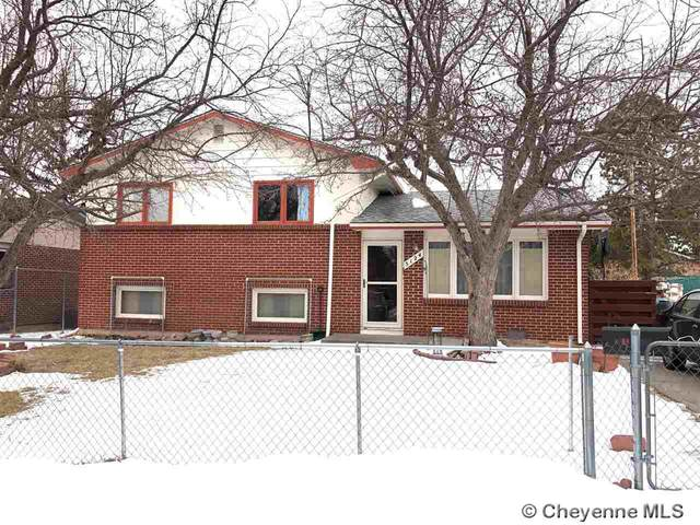 5124 Maple Wy, Cheyenne, WY 82009 (MLS #77651) :: RE/MAX Capitol Properties