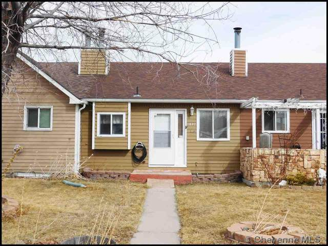 1827 Copperville Rd, Cheyenne, WY 82009 (MLS #77660) :: RE/MAX Capitol Properties