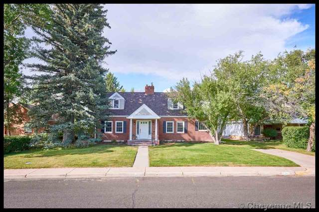 414 W 6TH AVE, Cheyenne, WY 82001 (MLS #77694) :: RE/MAX Capitol Properties