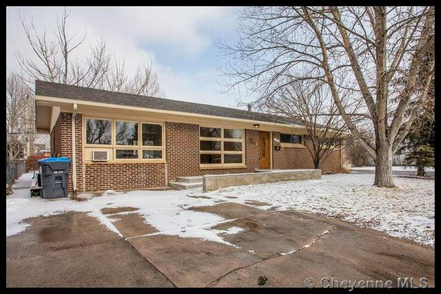 150 Carroll Ave, Cheyenne, WY 82009 (MLS #77695) :: RE/MAX Capitol Properties