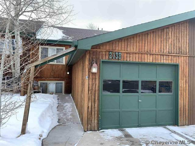 2138 E Hancock St, Laramie, WY 82072 (MLS #77696) :: RE/MAX Capitol Properties