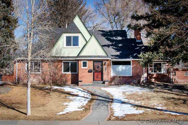 3419 Carey Ave, Cheyenne, WY 82001 (MLS #77698) :: RE/MAX Capitol Properties