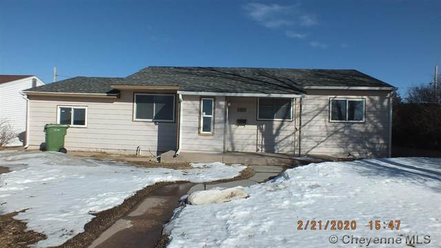 411 Arp Ave, Cheyenne, WY 82007 (MLS #77704) :: RE/MAX Capitol Properties