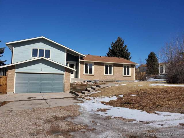 316 W Idaho St, Cheyenne, WY 82009 (MLS #77706) :: RE/MAX Capitol Properties