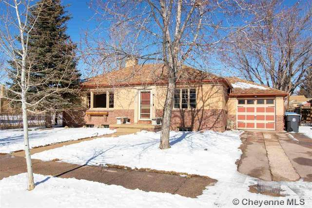 440 W 4TH AVE, Cheyenne, WY 82001 (MLS #77734) :: RE/MAX Capitol Properties