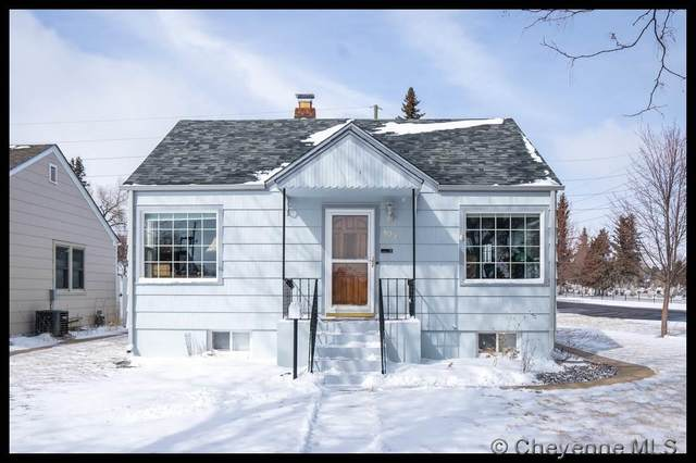 622 E 26TH ST, Cheyenne, WY  (MLS #77746) :: RE/MAX Capitol Properties