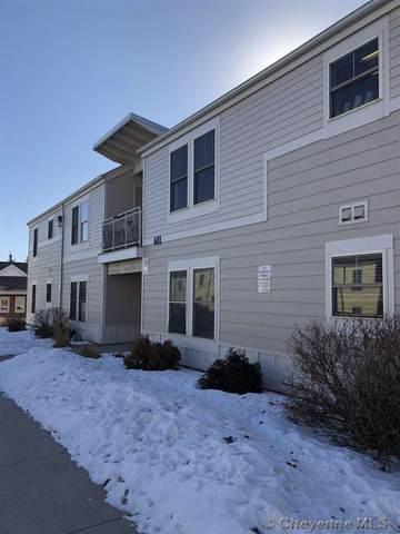 611 Mitchell St N-5, Laramie, WY 82070 (MLS #77760) :: RE/MAX Capitol Properties