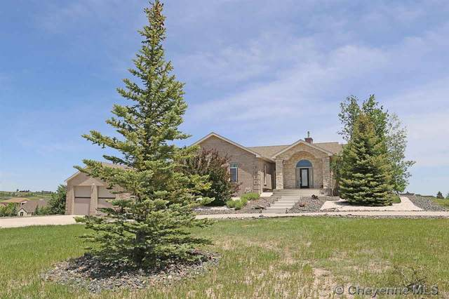 7037 Buckskin Trl, Cheyenne, WY 82009 (MLS #77776) :: RE/MAX Capitol Properties