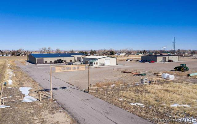 2556 South St, Wheatland, WY 82201 (MLS #77792) :: RE/MAX Capitol Properties