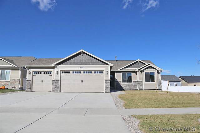 3624 Thomas Rd, Cheyenne, WY 82009 (MLS #77804) :: RE/MAX Capitol Properties