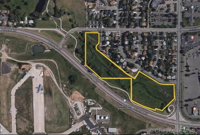 TBD Hoy Rd, Cheyenne, WY 82001 (MLS #77809) :: RE/MAX Capitol Properties
