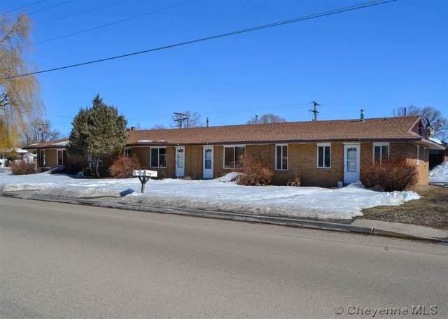 630 W 6TH ST, Craig, CO  (MLS #77823) :: RE/MAX Capitol Properties