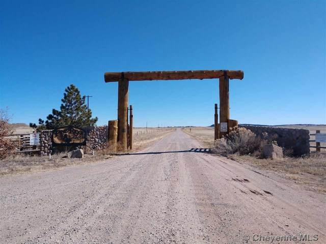 Lot 93 Pine Ridge Ranch, Fort Laramie, WY 82212 (MLS #77841) :: RE/MAX Capitol Properties