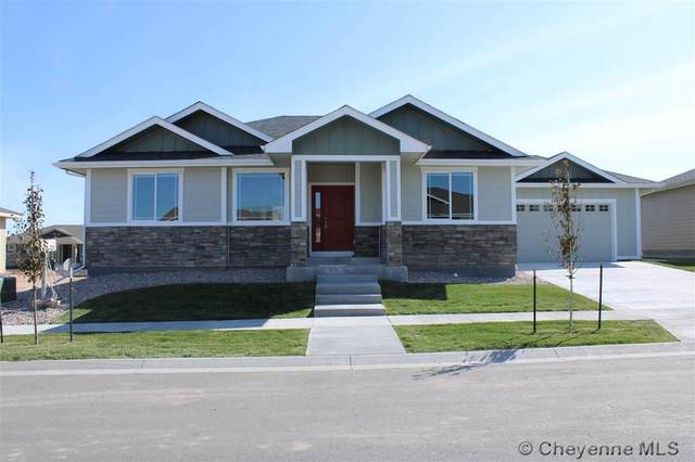 1346 Alyssa Way, Cheyenne, WY 82009 (MLS #77900) :: RE/MAX Capitol Properties