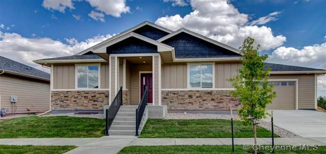 1342 Alyssa Way, Cheyenne, WY 82009 (MLS #77902) :: RE/MAX Capitol Properties