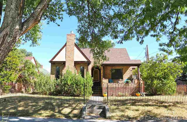3515 Moore Ave, Cheyenne, WY 82001 (MLS #77925) :: RE/MAX Capitol Properties