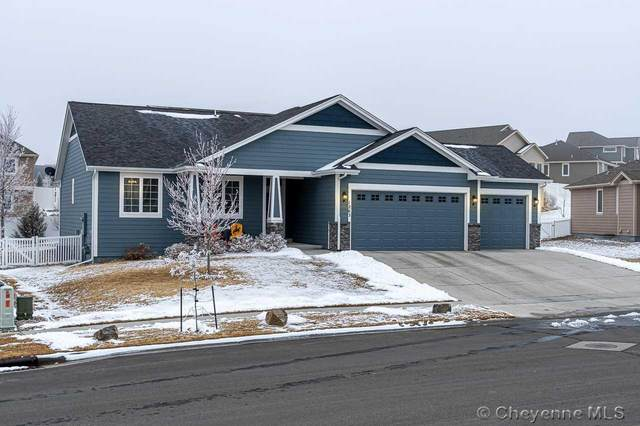 1263 Wendy Ln, Cheyenne, WY 82009 (MLS #77935) :: RE/MAX Capitol Properties