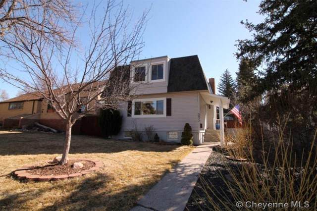 3511 Dillon Ave, Cheyenne, WY 82001 (MLS #77956) :: RE/MAX Capitol Properties