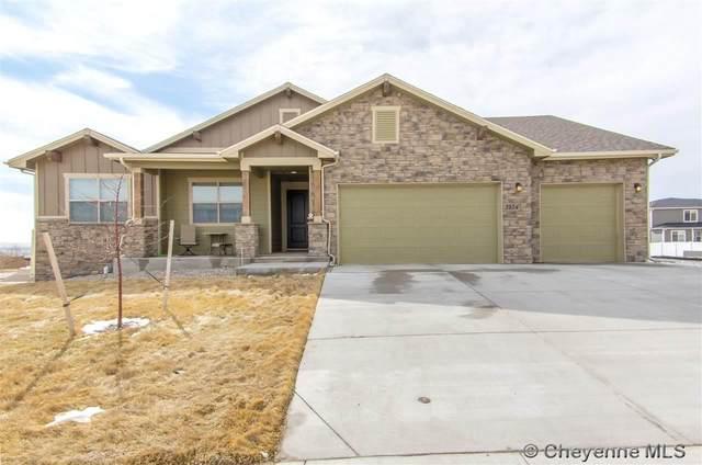 3934 Farthing Rd, Cheyenne, WY 82001 (MLS #77970) :: RE/MAX Capitol Properties