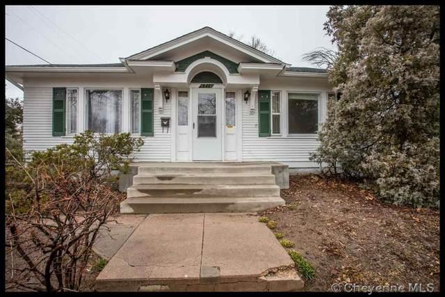 3716 Warren Ave, Cheyenne, WY 82001 (MLS #77972) :: RE/MAX Capitol Properties