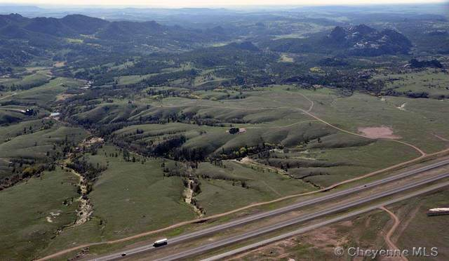 Tract 15 Bitterroot Rd, Buford, WY 82052 (MLS #78000) :: RE/MAX Capitol Properties