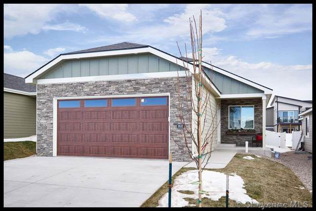 3615 Blue Feather Tr, Cheyenne, WY 82001 (MLS #78043) :: RE/MAX Capitol Properties